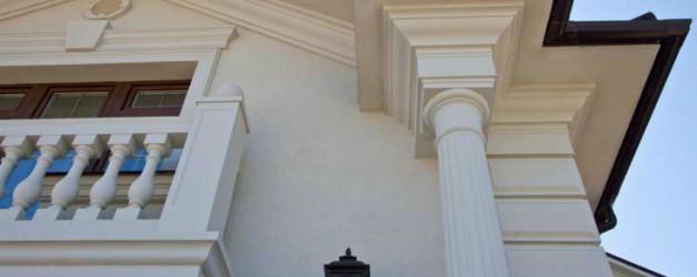 Роскошный фасад дома — мечта или реальность?!
