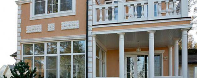 Архитектурный декор из пенополистирола : роскошь на долгие годы