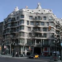 Дом-Мила-Гауди-Барселона