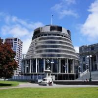 Здание-парламента-Веллингтон-Новая-Зеландия