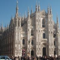 Миланский-собор-Италия