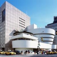 Музей-Гуггенхейма-в-Нью-Йорке