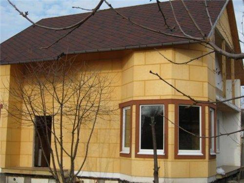 лепной декор фасада