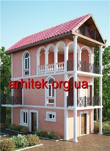 материал для оформления фасада дома