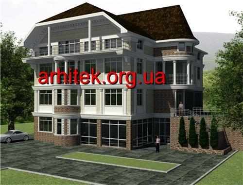 строительный материал для оформления фасада дома