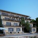 3D визуализация фасада дома