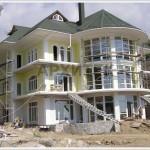 архитектурные детали фасада