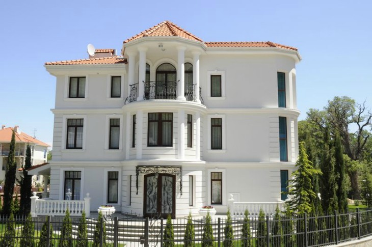 Проект фасада дома своими руками