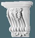 Лепной декор для фасада из пенополистирола