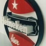 логотип из пенополистирола