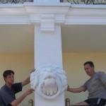 скульптуры из пенополистирола