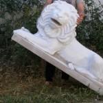 скульптуры из пенопласта крым