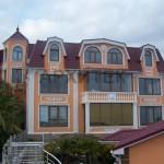 декор фасадов домов