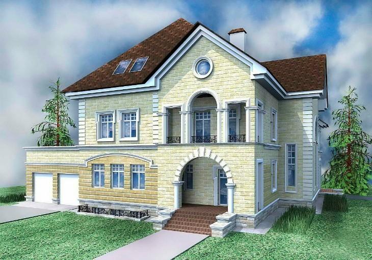 Выбираем самый лучший фасад для своего дома!