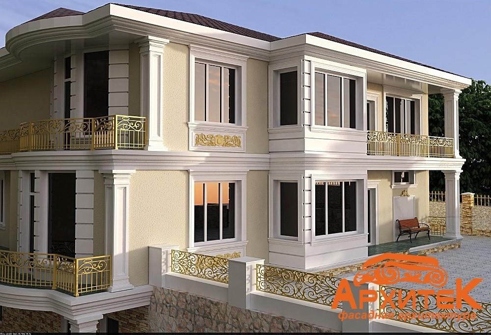 материал для фасадов домов