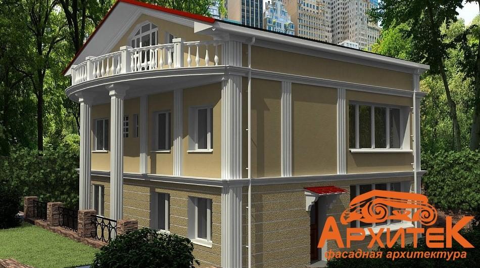 3д визуализация от Архитек