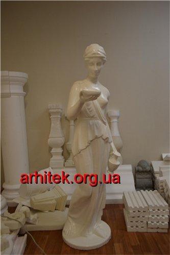 объемные фигуры из пенопласта, скульптуры из пенопласта