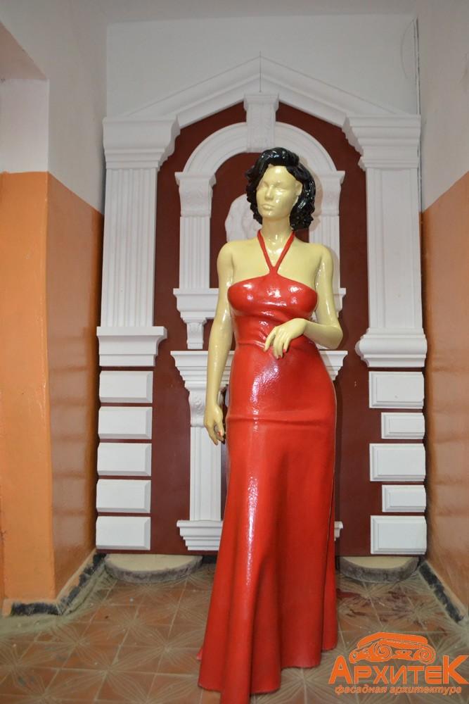 декоративные скульптуры из пенопласта