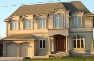 Фасадный декор в качестве возможности выразить индивидуальность своего дома