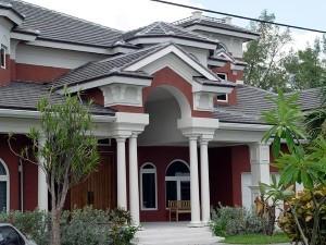 Фасадная лепнина – чудесный узор лепного фасадного декора