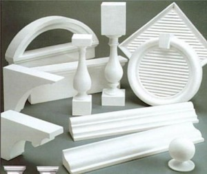 Декоративные карнизы из пенопласта (пенополистирола), интерьерная и фасадная лепнина