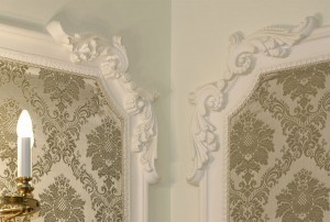 Лепнина из пенопласта: рекомендация по монтажу лепного декора
