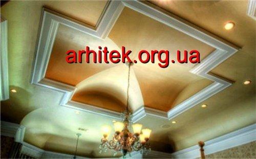потолки из пенопласта