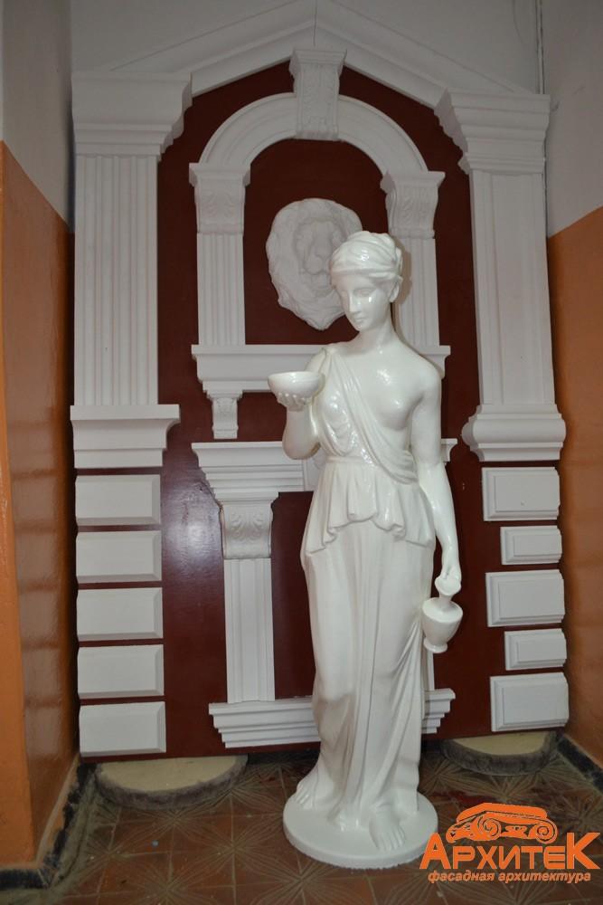 скульптуры из пенопласта купить
