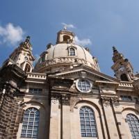 Фрауэнкирхе-Дрезден-Германия