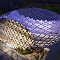 Здание-Яйцо-Мумбай-Индия