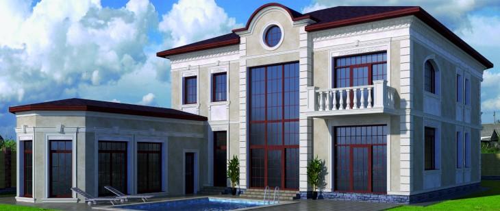 Роскошный фасад: «Дворцовый» фасад – «вчера» и сегодня