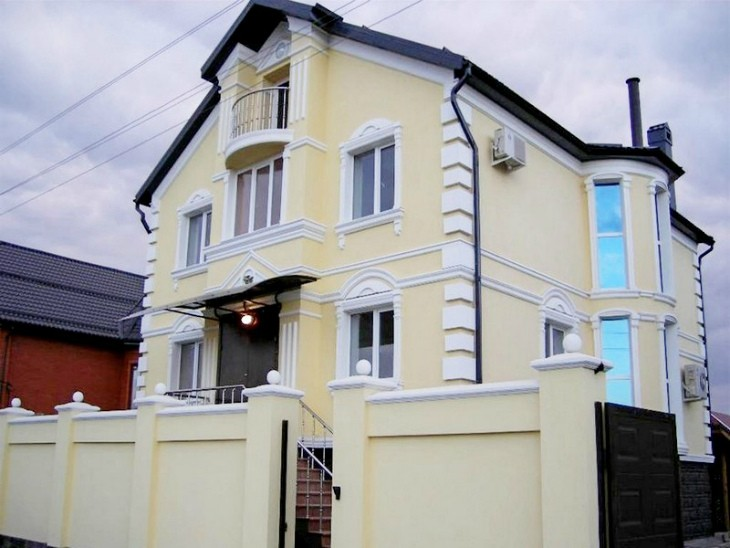Фасадный декор в Ростовской области