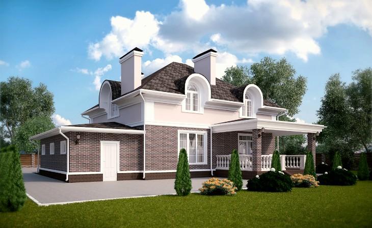 Современный фасад — утепление и декорирование одновременно
