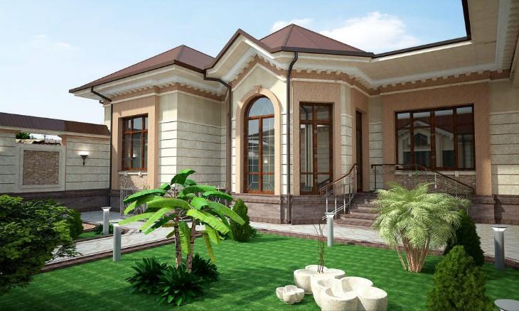 Архитектурные элементы фасада здания: Оригинальный вид вашего дома