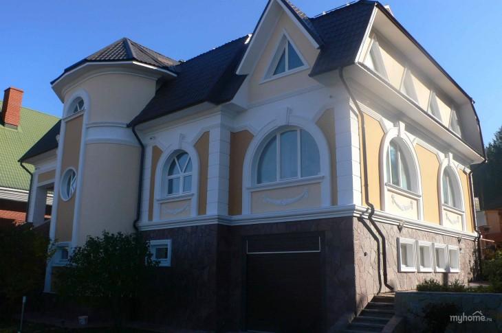 Разработка фасада — обязательное условие для создания практичного и красивого облика дома