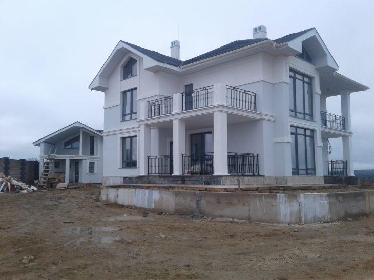 Производство фасадного декора по эскизам заказчика