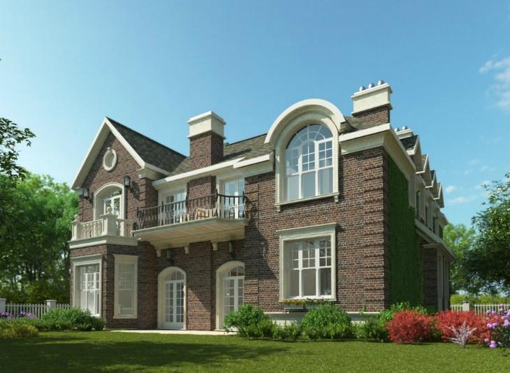 Элементы фасада дома: Выбираем фасадный декор