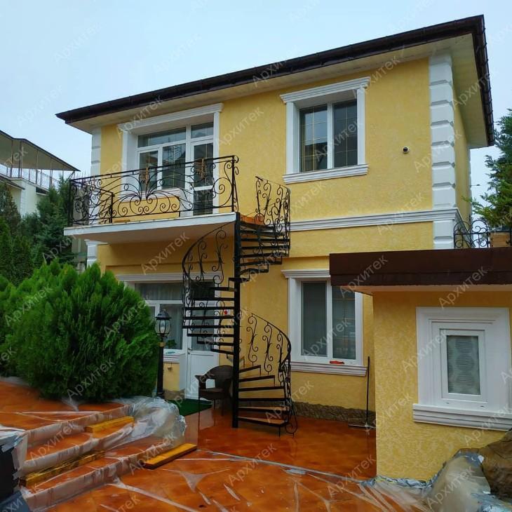 Загородный дом в Севастополе фото1