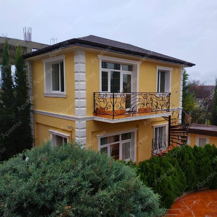 Загородный дом в Севастополе