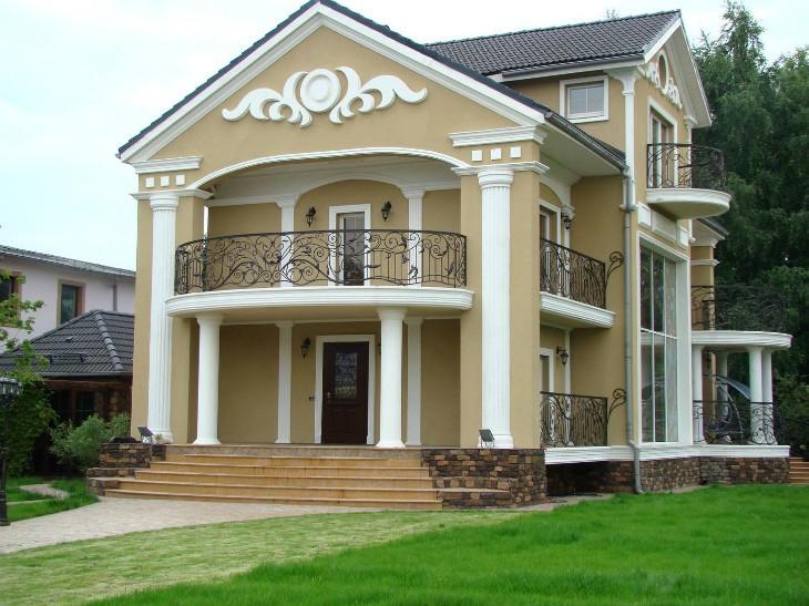 Хотите получить красивый фасад — обращайтесь к специалистам!