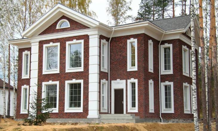 Фасадные наличники из пенополистирола-прекрасная альтернатива традиционным изделиям