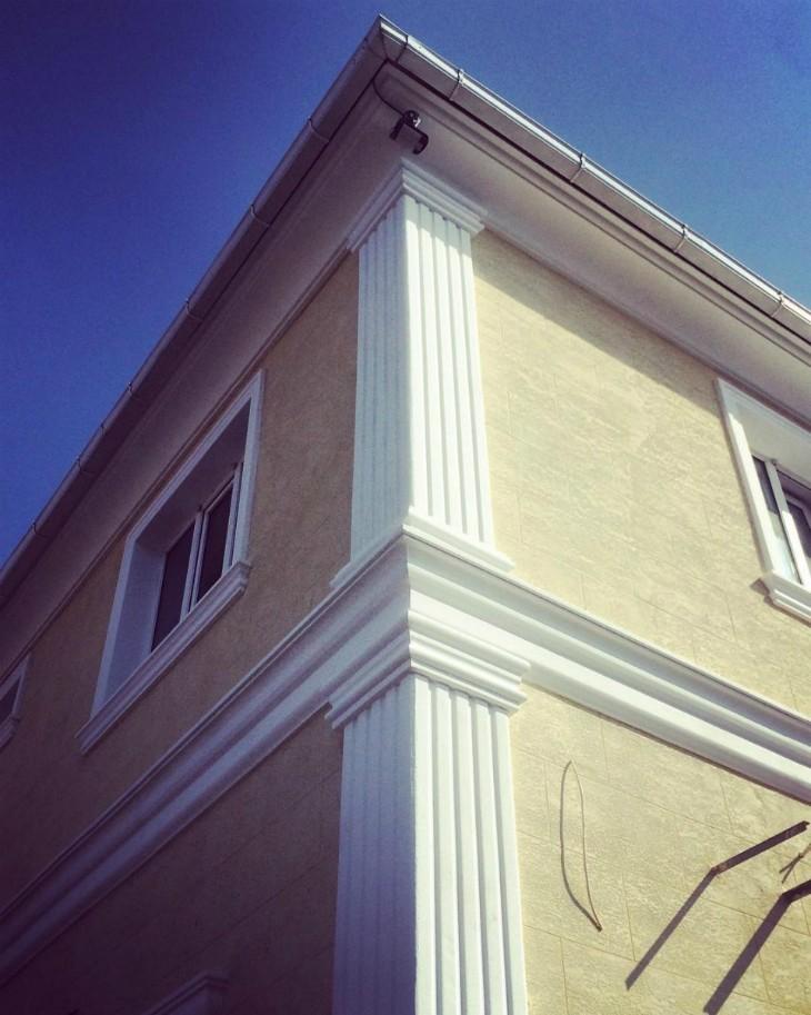 Декор из пенопласта – эффектное и надежное преображение дома