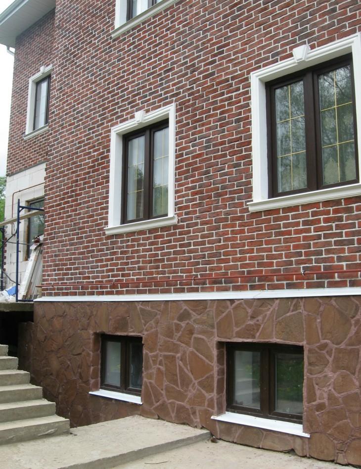 Декор из пенопласта с защитным покрытием – идеальное решение для отделки фасада
