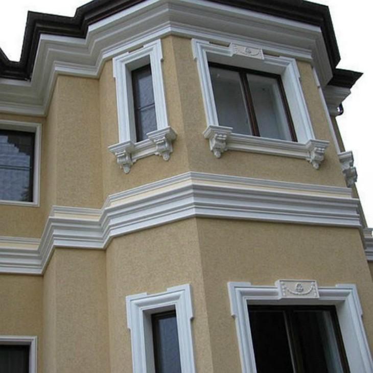 Наличники на окна: Предназначение и виды