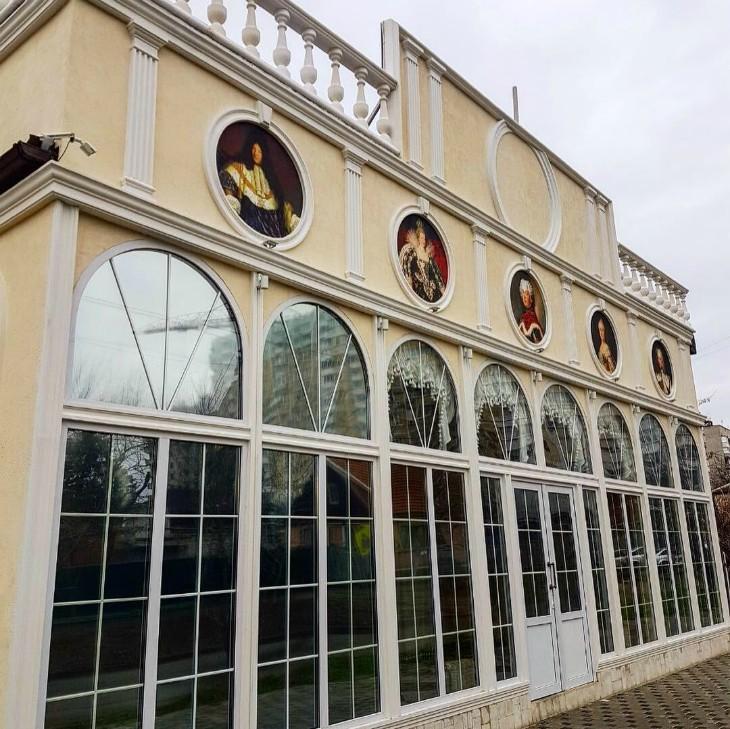 Изысканный банкетный зал в г. Краснодар