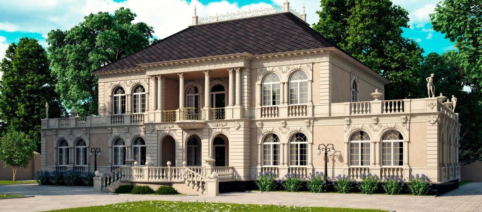 Фасадный декор в Николаевске: Пенопластовая лепнина – роскошно и недорого!