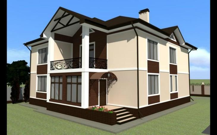 Лепнина из пенопласта в Краснодаре: Индивидуальное оформление фасада