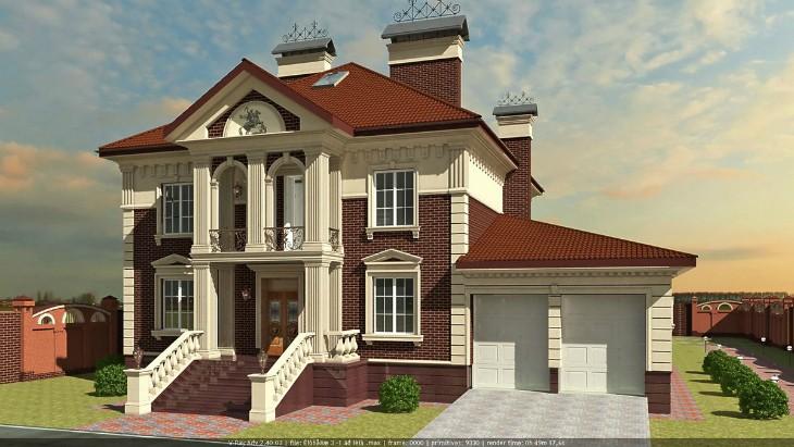 Интересное решение для фасада: Фасадный декор из пенопласта – недорогой и роскошный!