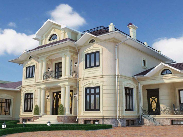 Архитектурный лепной декор: Лепнина из пенопласта