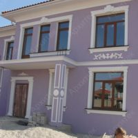 Фасадный декор в Калаче-на-Дону